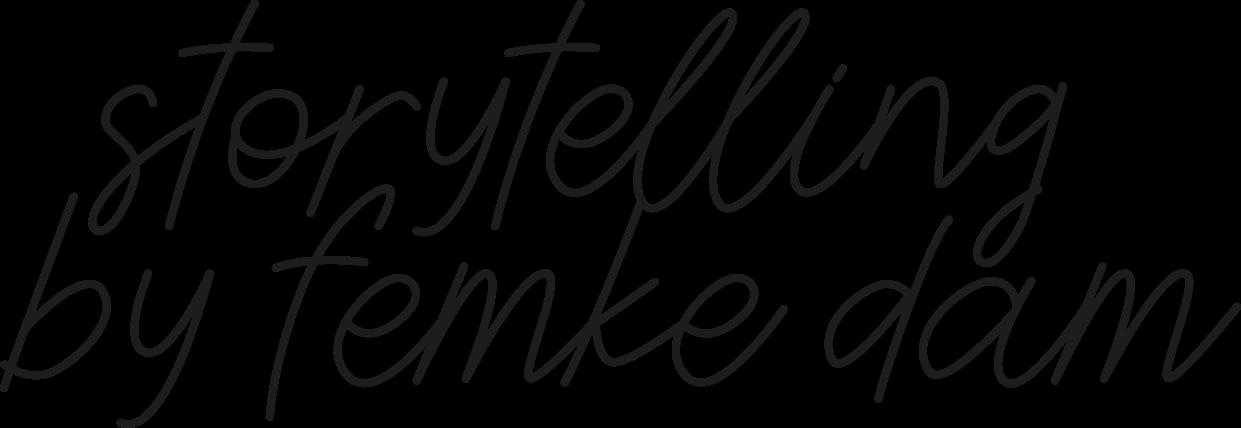 Storytelling by Femke Dam
